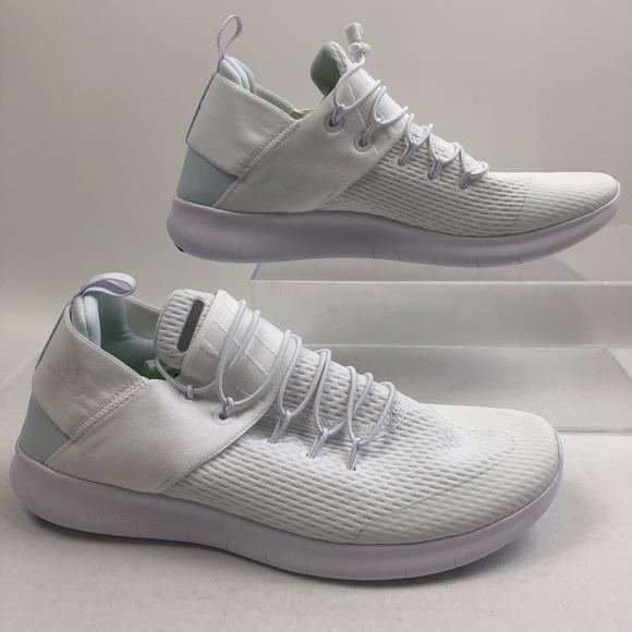 970f0f0fbc Mens Nike Free RN Commuter 2017 Running White 10
